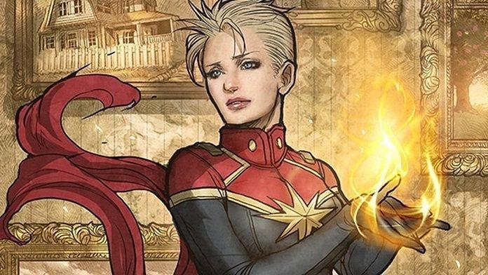 El cómic que cambia los orígenes de la Capitana Marvel