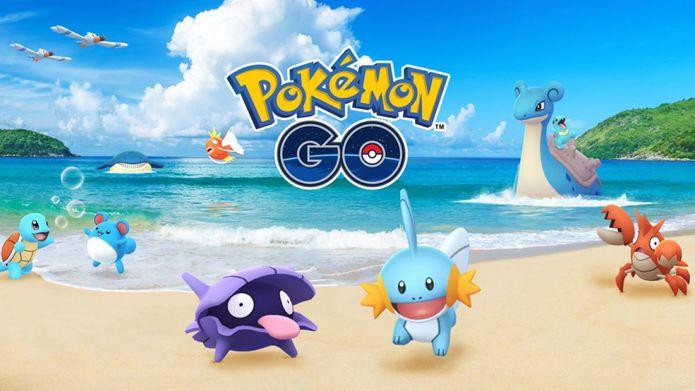 Pokémon GO añadirá la cuarta generación pokémon pronto