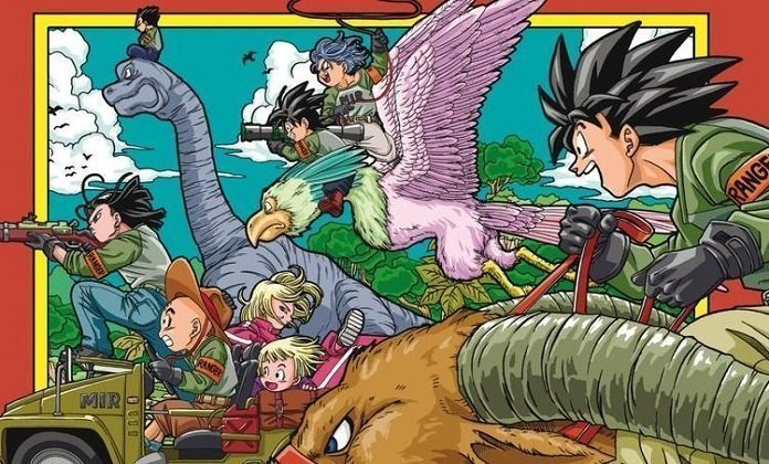 Nuevo volumen del manga de Dragon Ball Super continuará después del Torneo de Fuerza