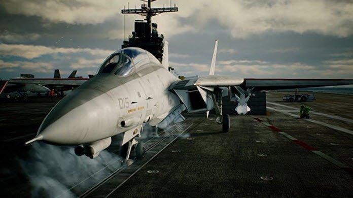 Bandai Namco revela el tráiler de lanzamiento de 'Ace Combat 7: Skies Unknown'