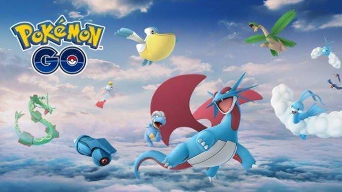 Niantic anuncia un evento para 'Pokémon GO' en la región de Hoenn