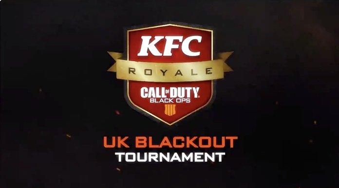 KFC anuncia torneo de Call of Duty: Black Ops IV