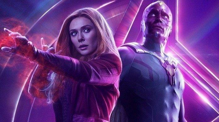 Vision y Scarlet Witch llegarán a Disney+ este año