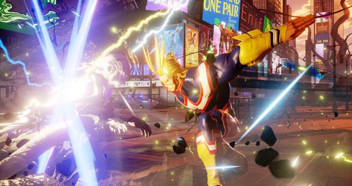 Bandai Namco confirma los personajes DLC para 'Jump Force'