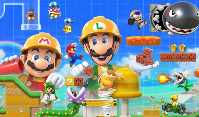 Nintendo anuncia la fecha de lanzamiento de 'Super Mario Maker 2' para Switch