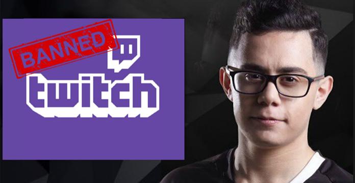 Twitch suspende por 30 días a TF Blade por uso de palabras racistas