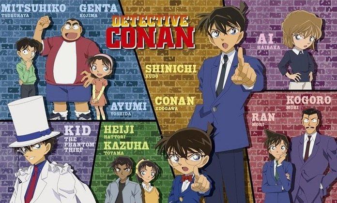 'Detective Conan' prepara investigación para su película nº 24