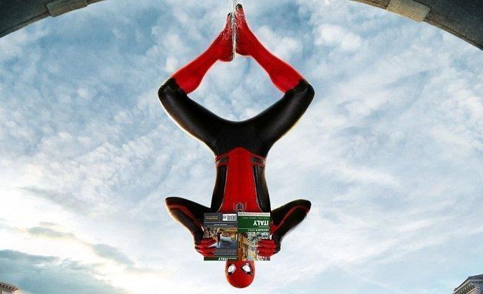 Así luce la nueva armadura de Mysterio en 'Spider-Man: Far From Home'