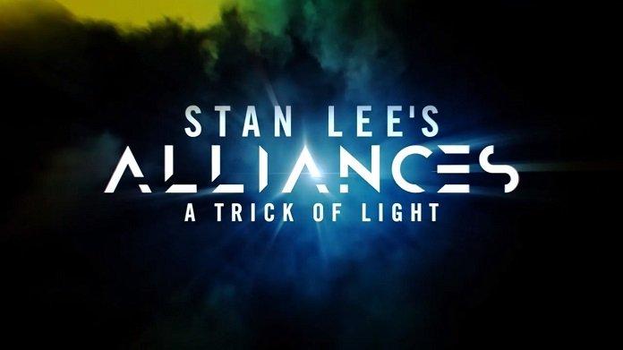 Último proyecto de Stan Lee 'Alliances: A Trick of Light' libera nuevo tráiler