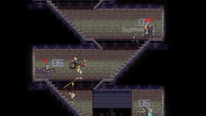Katana Zero es todo un éxito en Nintendo Switch