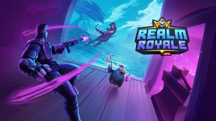 Realm Royale anunciado para Nintendo Switch